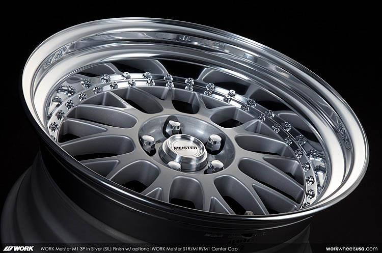 work meister deep dish split rim m1 3p wheels
