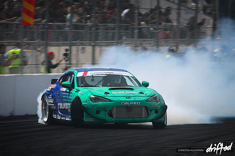 daijiro yoshihara brz formula drift car drifting