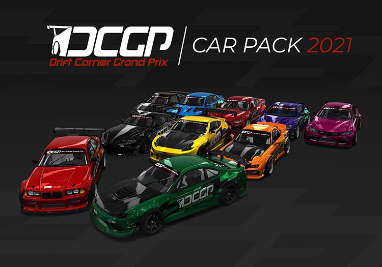 dcgp 2021 car pack