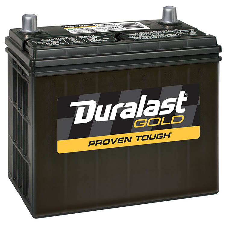duralast gold 51r dlg group size 500 cca