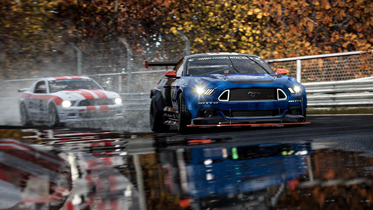 ford mustang rtr gt4 16