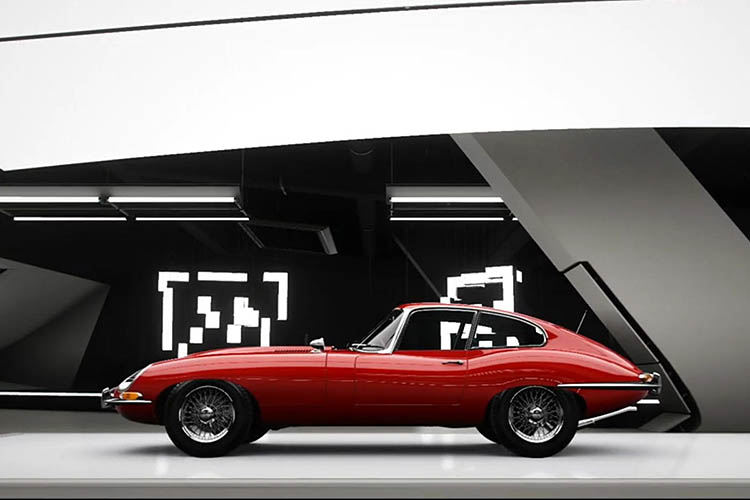 1961 jaguar e type s1