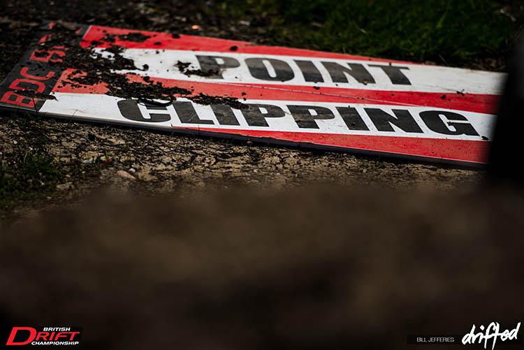 broken clipping point