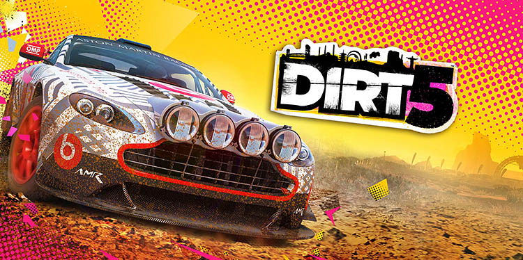 dirt 5 rally xbox one x
