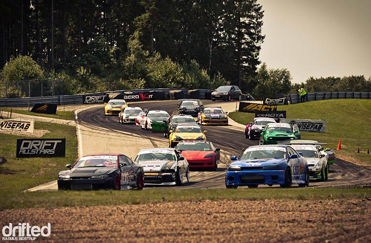 drift car queue competitions drift allstars europe