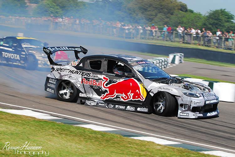 mad mike radbul drift drifting rx8