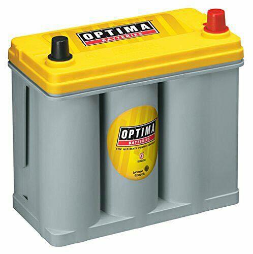 optima d51r yellowtop yellow top