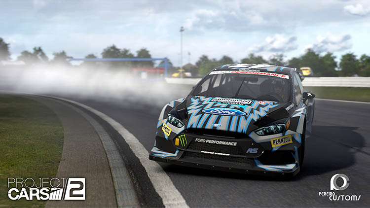 project cars ford focus rs rx gymkhana ten edition 04