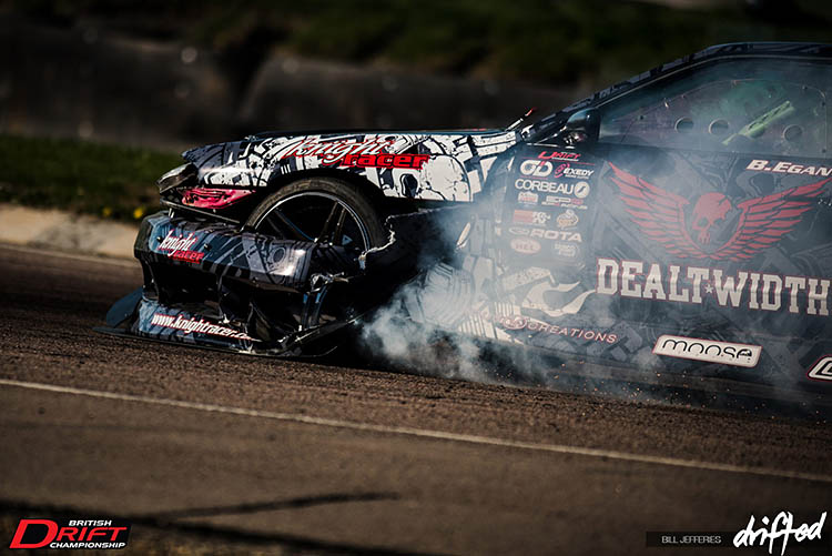 r32 smashed bumper