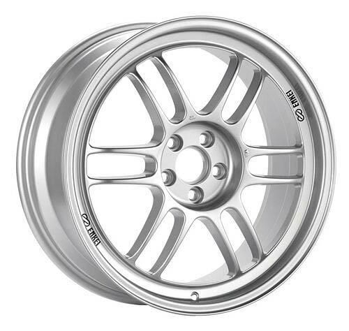 enkei rpf1 silver wheels