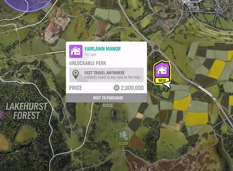 fairlawn manor location