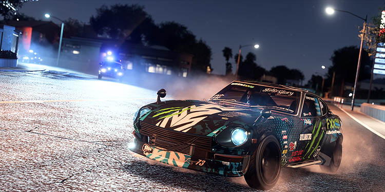 need for speed payback car list