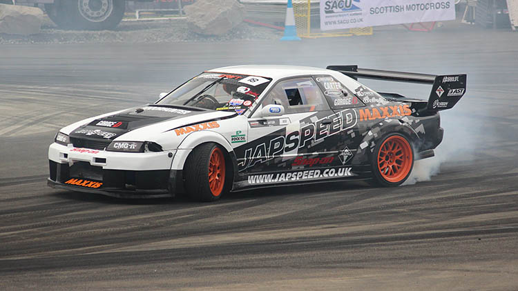nissan skyline r32 gtr team japspeed uk drift drifting