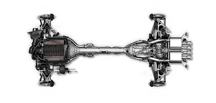 corvette stingray 2014 small block v8 gen v