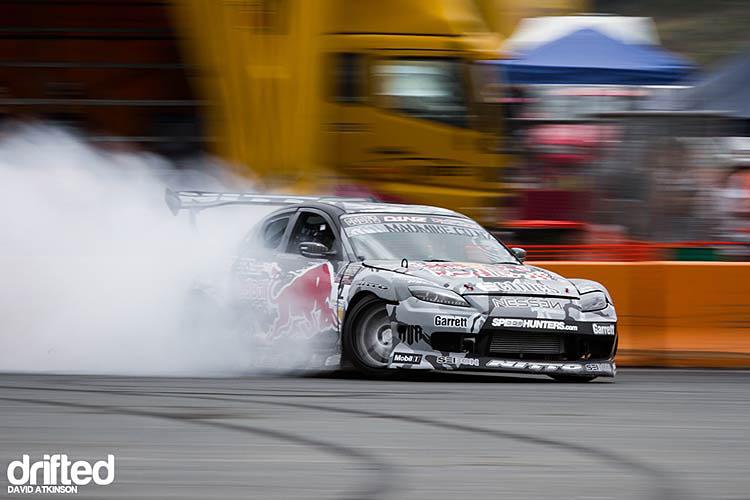 mad mike rx8 badbul drift drifting