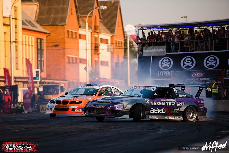 nissan 240sx s13 drift drifting tandem battle