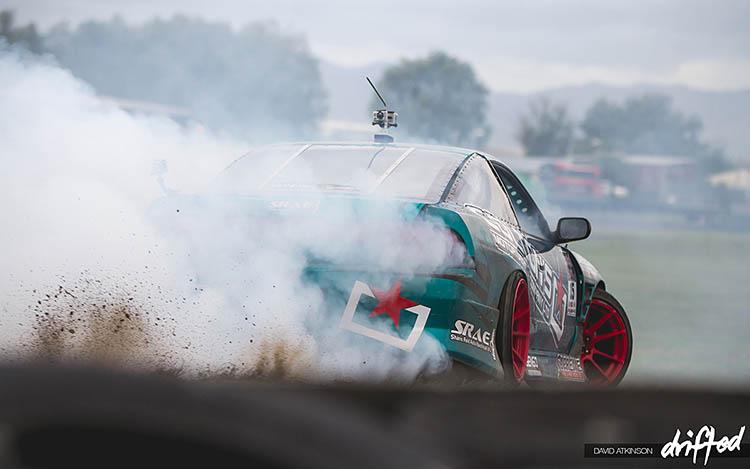 nissan 240sx smoke screen drift drifting