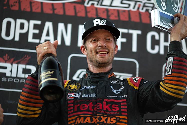 podium trophy europe drift allstars