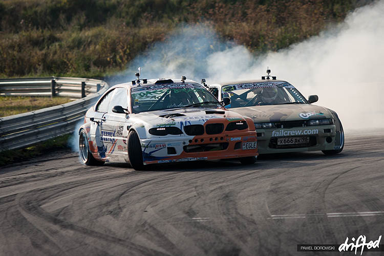 tandem battle drift allstars