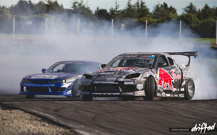 tandem battle mad mike rx8