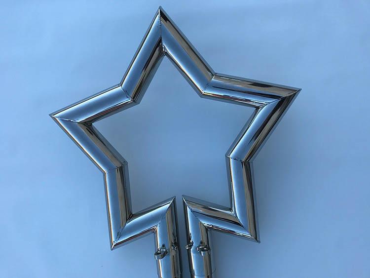 1320 performance star exhaust