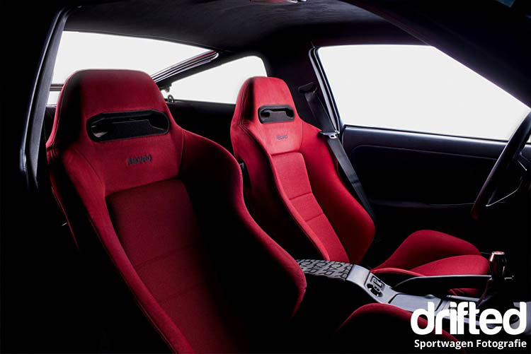 180sx red interior recaro seats