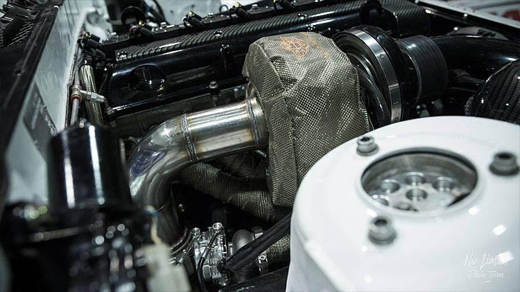 2jz silvia turbo side