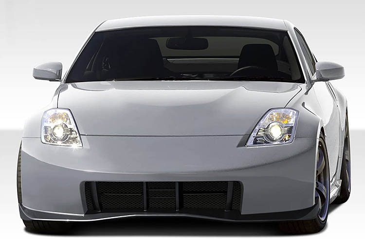 extreme dimensions nismo v3 n 3 front bumper nissan