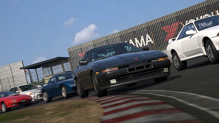 gran turismo 5 toyota mr2 turbo race racing apex