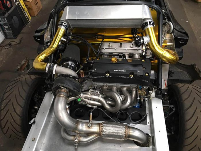 lotus exige race racing mid engine swap