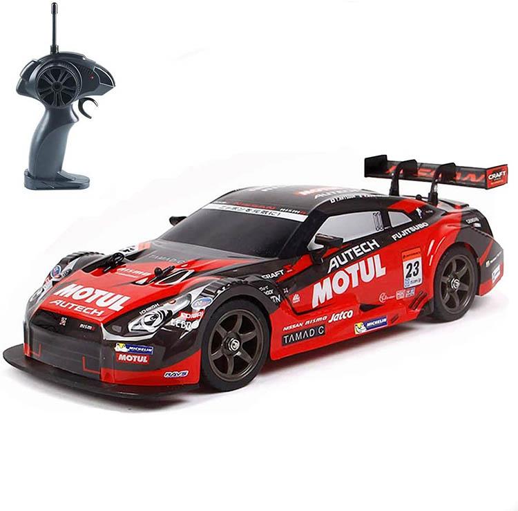 super gt rc sport racing drift car nissan skyline nismo gtr r35 motul race