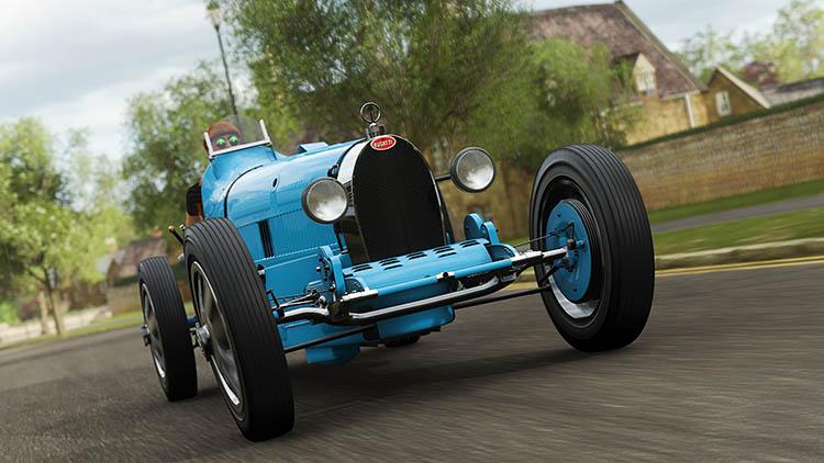 bugatti ype 35c old school