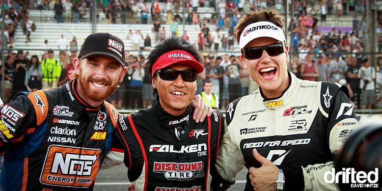 formula drift top contenders aasbo yoshihara