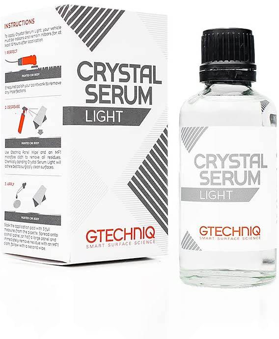 gtechniq crystal serum light csl