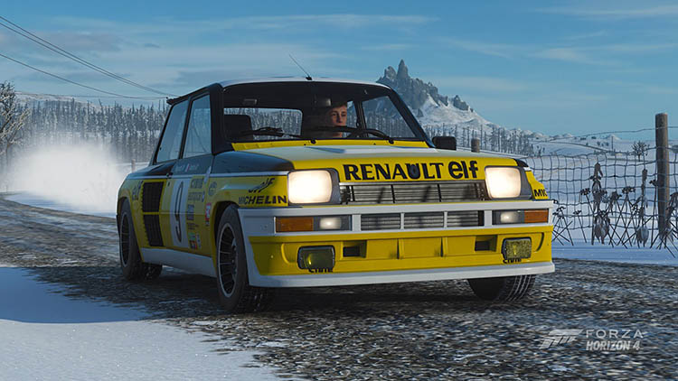 renault 5 turbo wrc 9 ragnotti andre yellow
