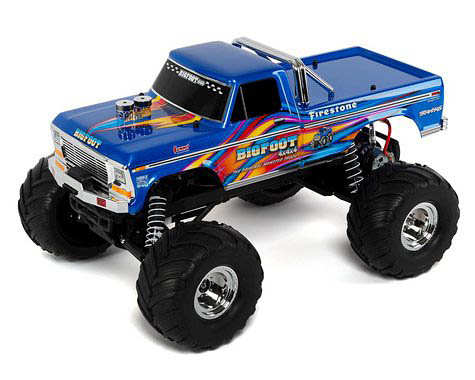 traxxas bigfoot no1 official rtr 2wd