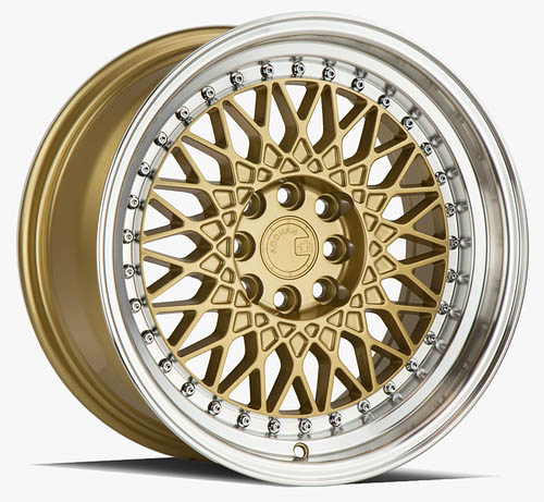 ah05 ah 05 gold silver machined lip