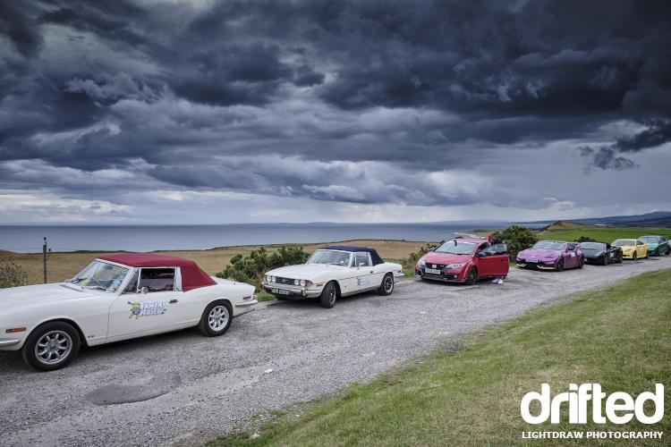 classic tvr sportscars