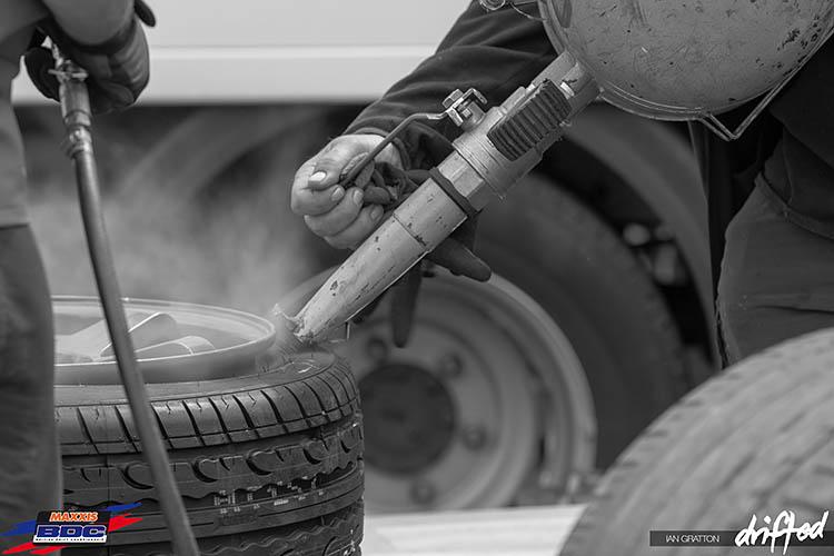 bdc tire gas fill