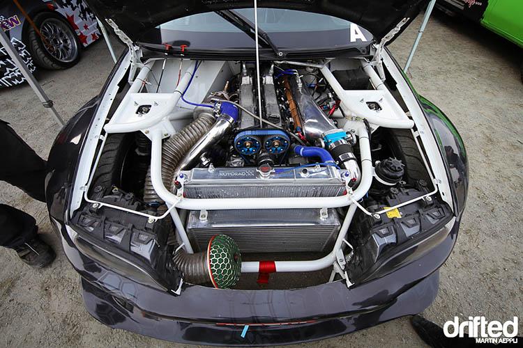 bmw e46 m3 2jz engine swap