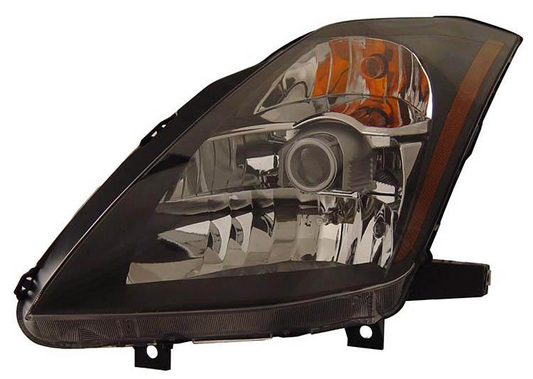 cg projector headlights jdm black nissan