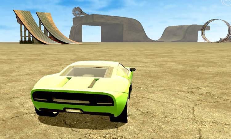 stunt arena